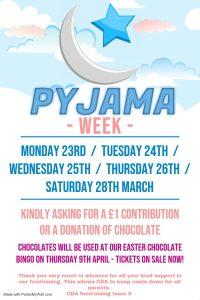 Pyjama Week 2020