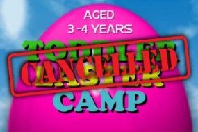 Toddler Easter Camp 2020 – Cancelled