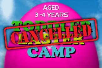 Toddler Easter Camp 2020 – Cancelled