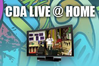 CDA Live At Home