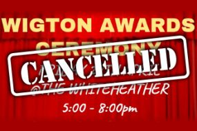 Wigton Awards Ceremony – CANCELLED