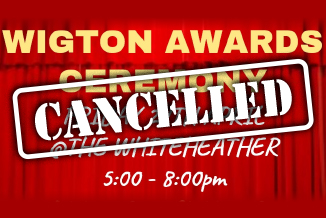 Cancelled – Wigton Awards – Cancelled